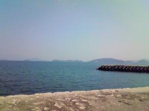 周防大島からの瀬戸内