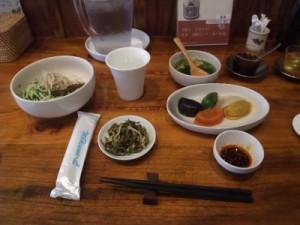 【写】辺銀食堂のランチ