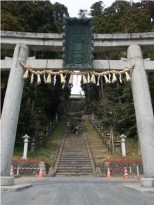 陸奥国一宮「鹽竈神社」