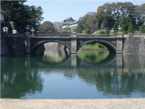 皇居・めがね橋