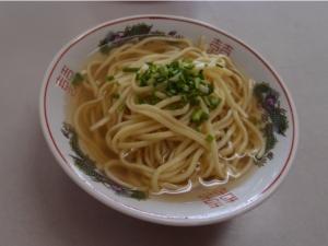 【写】菊栄食堂の宮古そば