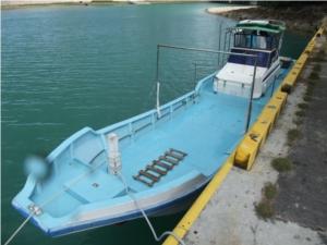 島海空の船